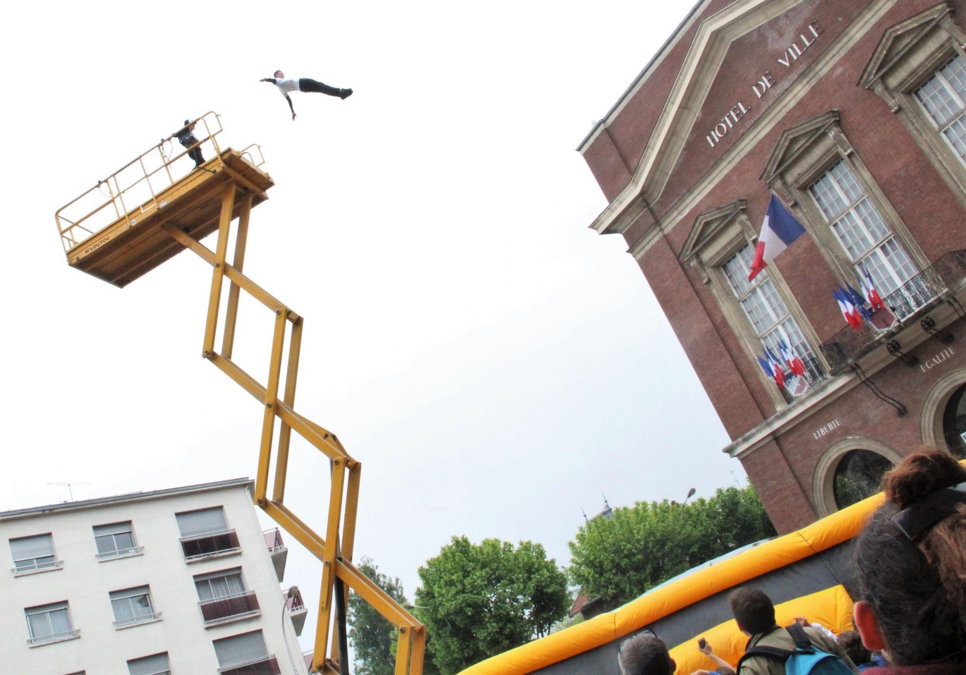Xtrem Jump Stunt Show Events